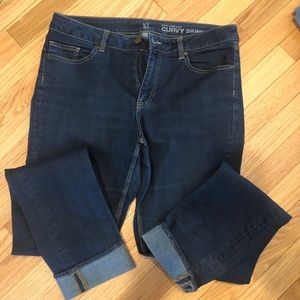 New York and company  jeans women's size 12